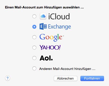 Apple Mail [GWDG /docs]